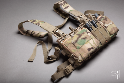 Haley Strategic Partners, HSP, D3CR-H, Disruptive Environments Chest Rig Heavy,  308 (1)