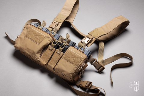 Haley Strategic Partners, HSP, D3CR-H, Disruptive Environments Chest Rig Heavy,  308