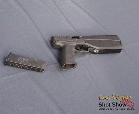 Silencerco Handgun