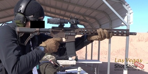 Aimpoint Micro T2 w/ Magnifier