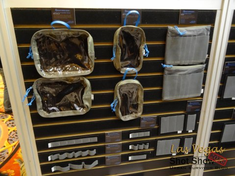Blue Force Gear Dapper Organization Shot Show 2016