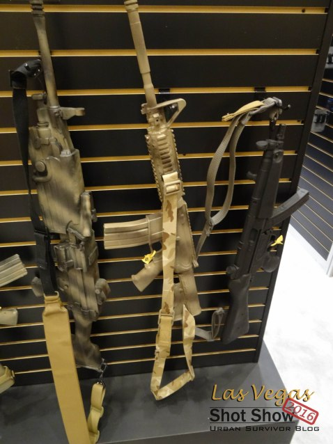 Blue Force Gear Sling Multicam Tropical Arid Shot Show 2016