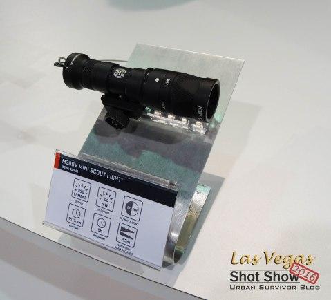 Shot Show 2016 Surefire M300V
