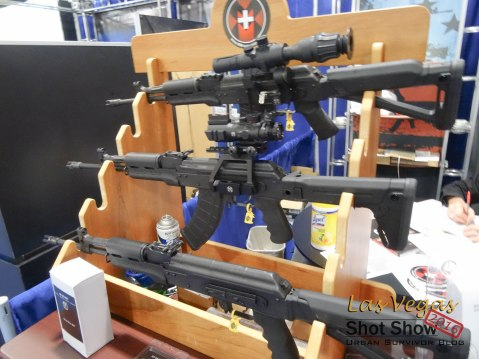 M+M Industries Shot show 2016 Magpul AK - M10 M10X Elite