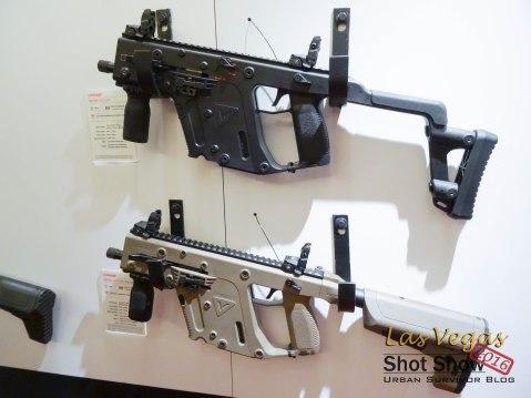 Kriss Vector SMG Pistol 9mm 45ACP