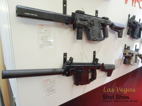 Kriss Vector CRB 9mm 45ACP