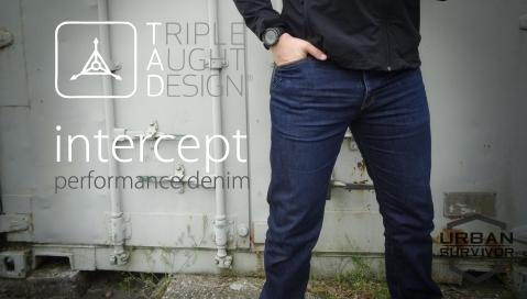Triple Aught Design Intercept PD Performance Denim Urban Survivor Blog