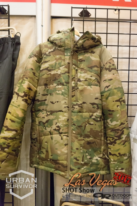 Outdoor Research Colossus Parka Multicam
