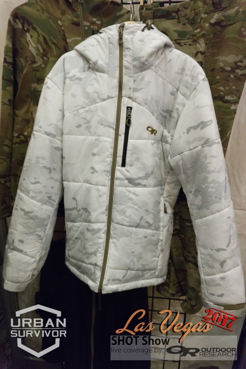Outdoor Research Colossus Parka Multicam Alpine