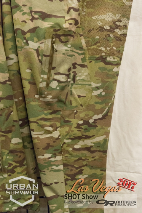 utdoor Research Obsidian Hooded Pants Multicam