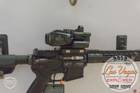 Burris Optics TMPR SHOT Show 2018 (2)