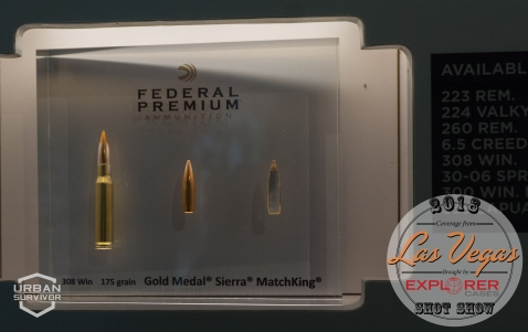 Federal Premium 224 Valkyrie SHOT Show 2018 (3)