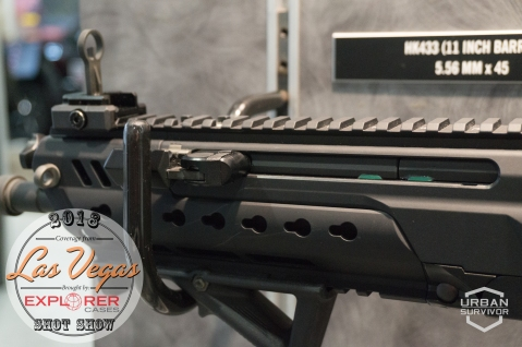 Heckler Koch HK433 SHOT Show 2018 (10)