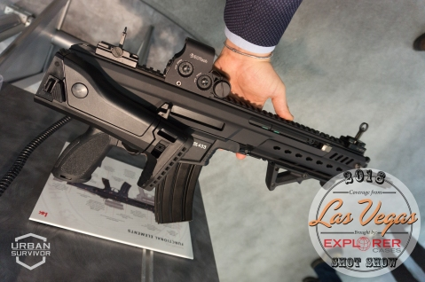 Heckler Koch HK433 SHOT Show 2018 (12)