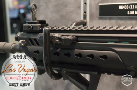 Heckler Koch HK433 SHOT Show 2018 (8)