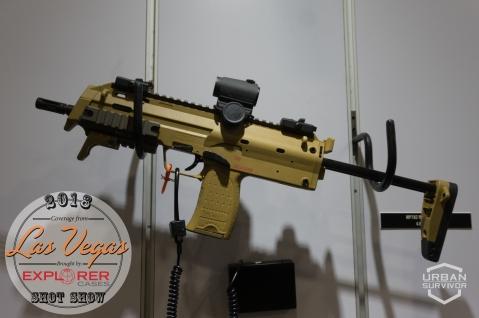 HK MP7A2 SHOT Show 2018 (2)