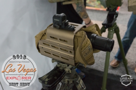 KDG Kinetic Development Group Optics Hub SHOT Show 2018 (2)