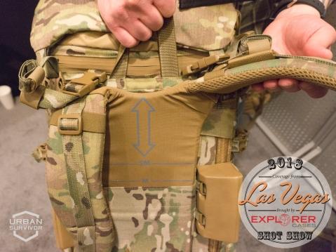 Mystery Ranch SPEAR Assault Patrol Recce Multicam SOCOM SHOT Show 2018 (8)