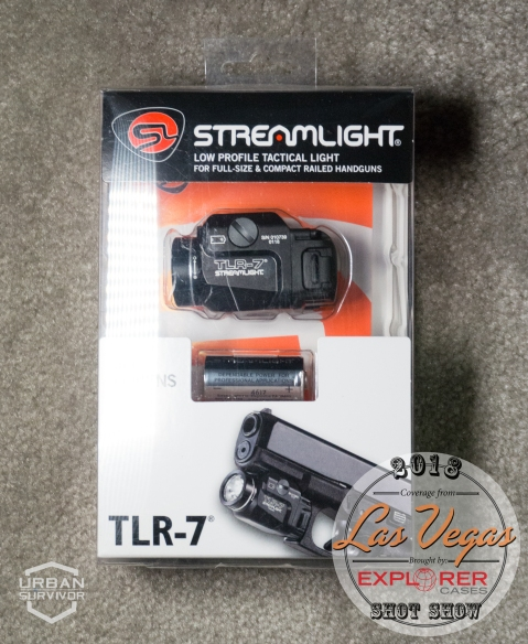 Streamlight TLR 7 SHOT Show 2018 (1)