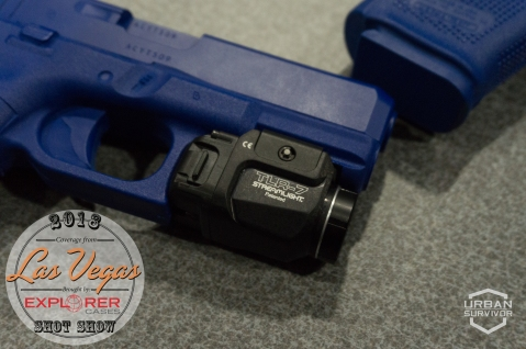 Streamlight TLR 7 SHOT Show 2018 (2)