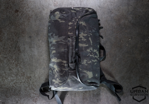 Multicam Black Backpack Urban Survivor