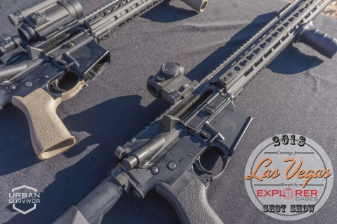 Triarc Systems AR15 First Spear Range Day SHOT Show 2018 (2)