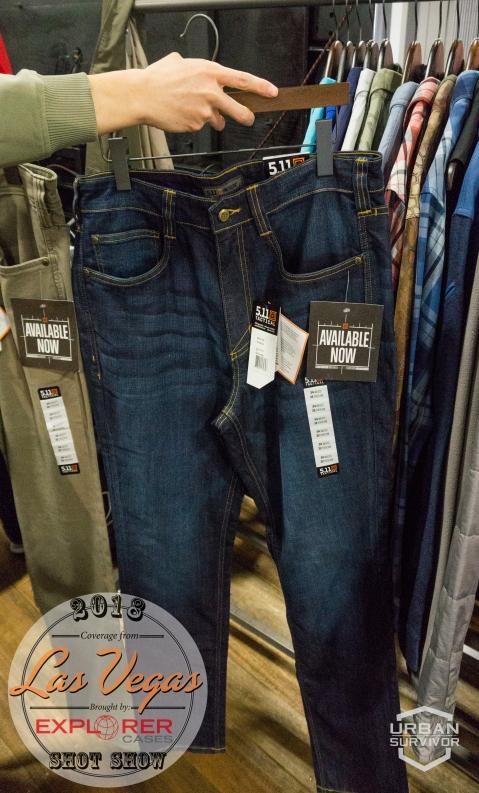 5.11 Defender Flex JeansSHOT Show 2018 (3)