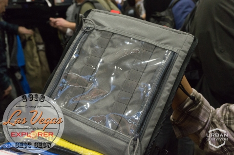 5.11 SHOT Show 2018 AMP All Mission System Medial Bag (16)