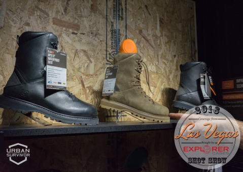 5.11 SHOT Show 2018 Apex Boots