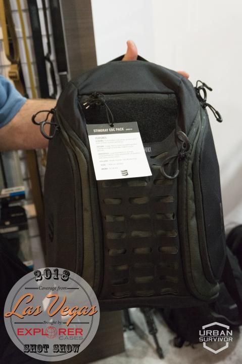 Blackhawk Backpacks SHOT Show 2018 (2)