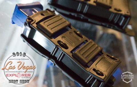Blackhawk Molded Pouch AR15 Pistol Mag SHOT Show 2018 (20)