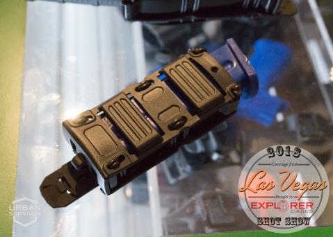 Blackhawk Molded Pouch AR15 Pistol Mag SHOT Show 2018 (21)
