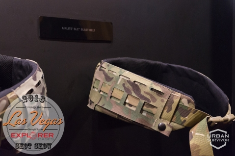Crye Precision Airlite SLC Belt SHOT Show 2018 (7)