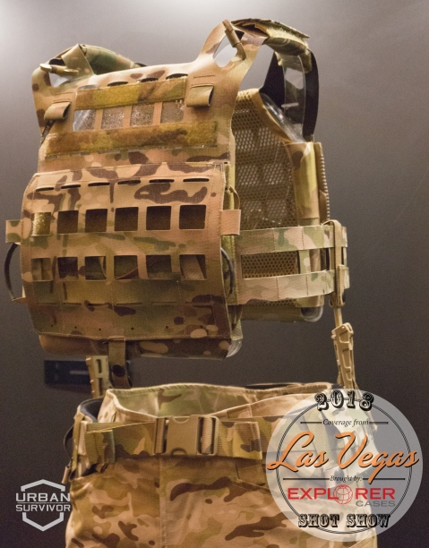 Crye Precision Airlite SPC Carrier SHOT Show 2018 (10)