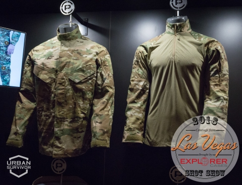 Crye Precision Combat Field Shirt Pants G4 SHOT Show 2018 (2)