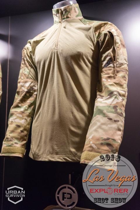 Crye Precision Combat Field Shirt Pants G4 SHOT Show 2018 (5)