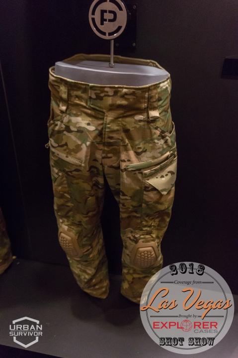 Crye Precision Combat Field Shirt Pants G4 SHOT Show 2018 (6)
