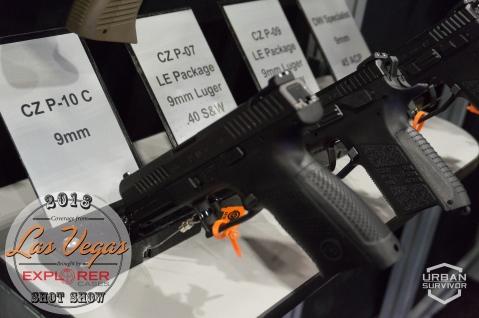 CZ p10C SHOT Show 2018 (8)