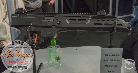 CZ Scorpion Evo 3 S1 SHOT Show 2018 (2)