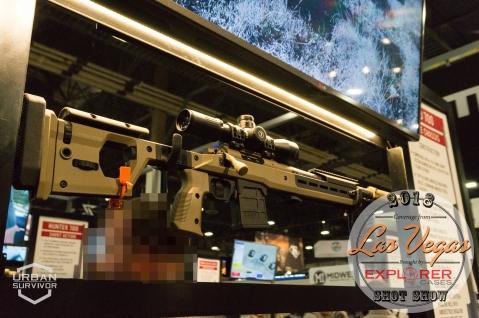 Magpul 700 Pro Stock SHOT Show 2018 (1)