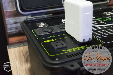 Midland Portable Lithium Battery SHOT Show 2018 (1)