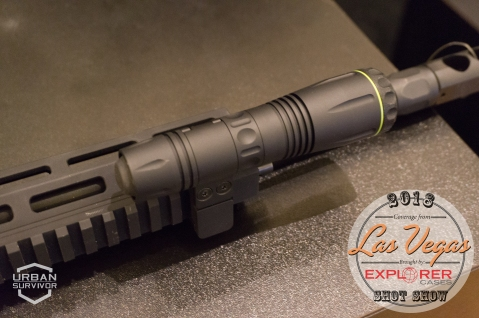 Night Optics IR Illuminator SHOT Show 2018 (2)