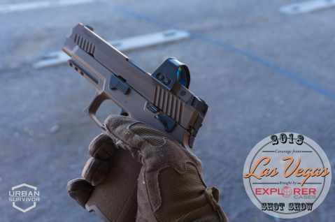 Sig Sauer Media Day SHOT Show 2018 (40)