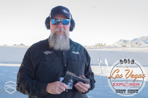 Sig Sauer Media Day SHOT Show 2018 (52)