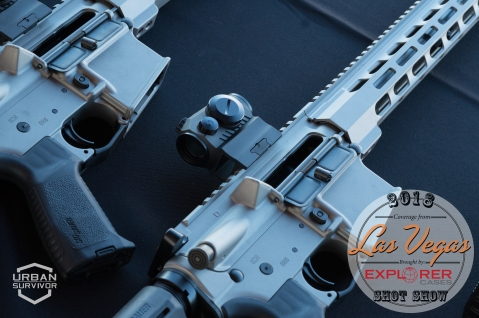Sig Sauer SIGM400 Elite SHOT Show 2018 Sig Range Day (1)