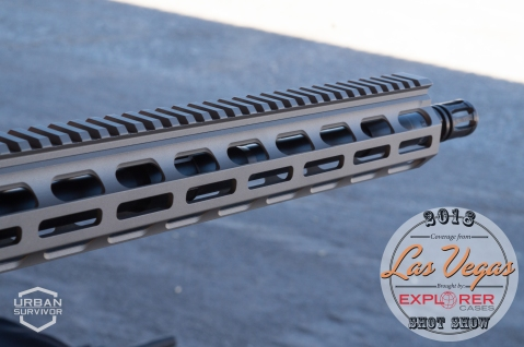 Sig Sauer SIGM400 Elite SHOT Show 2018 Sig Range Day (4)
