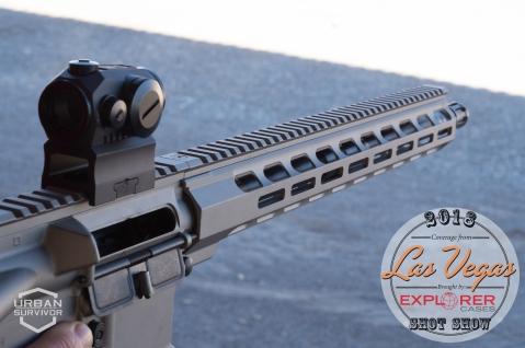 Sig Sauer SIGM400 Elite SHOT Show 2018 Sig Range Day (5)