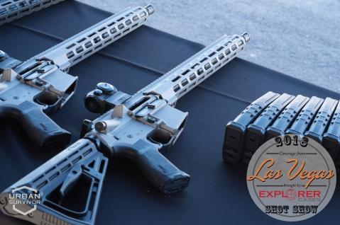 Sig Sauer SIGM400 Elite SHOT Show 2018 Sig Range Day (6)