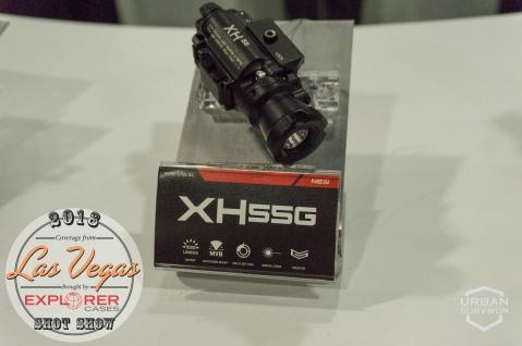 SureFire XH55G SHOT Show 2018 (1)